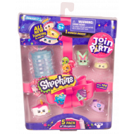 Shopkins S7 5 Pack