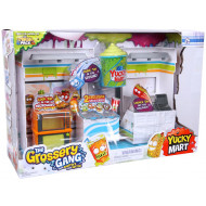 The Grossery Gang Series 1 Yucky Mart Playset