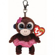 Beanie Boos Clip Ons Nadya The Monkey
