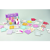Number Match Jigsaw Unicorn