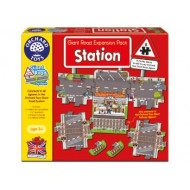 Orchard Jigsaw - Giant Road Expansion Pack Stations 8pc