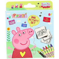 Peppa Pig Mini Activity Set