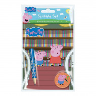 Peppa Pig Scribble Set