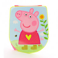 Peppa Pig Shaped Art Case