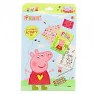 Peppa Pig Stationery Activity Set