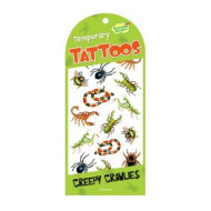 Tattoo Creepy Crawlies