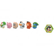 Ks Kids - Popbo Blocs - 6 Wild Animals