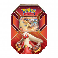 Pokemon Trading Card Game Hoenn Power Tin