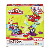Play Doh Can- Heads