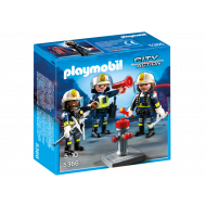 Playmobil - Fire Rescue Crew