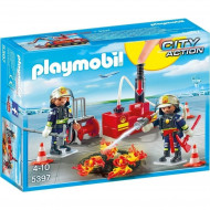 Playmobil - Firefighting Operation with Water Pump