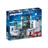 Playmobil - Police Headquarters with Prison