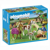 Playmobil - Paddock with Horses and Foal