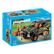 Playmobil - Adventure Pickup Truck