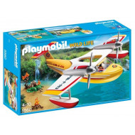 Playmobil - Firefighting Seaplane
