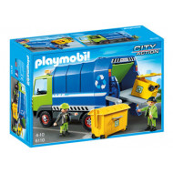 Playmobil - Recycling Truck