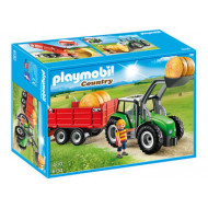 Playmobil - Large Tractor with Trailer