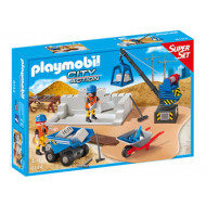 Playmobil - Construction Site SuperSet