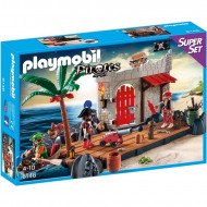 Playmobil - Pirate Fort Super Set