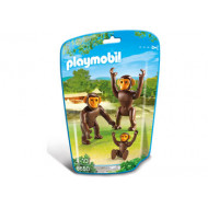 Playmobil - Chimpanzee Family