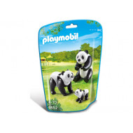 Playmobil - Panda Family