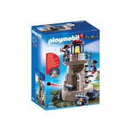 Playmobil - Soldier Tower with Beacon