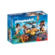 Playmobil - Pirates Treasure Hideout
