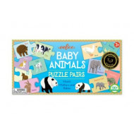 Puzzle Pairs Baby Animals