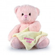 Precious Child Pink Bear 30cm