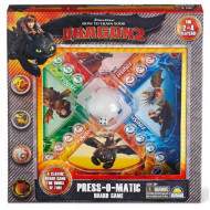 How To Train Your Dragon Press-O-Matic