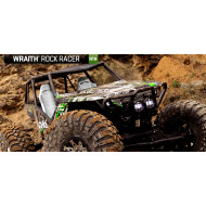 Axial 1/10 EP Truck Wraith 2.4ghz RTR 4x4