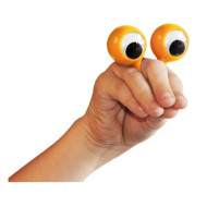 Eye Puppet Finger Friends - Heebie Jeebie