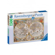 Ravensburger - Historical Map Puzzle 1500pc