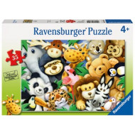 Ravensburger - Softies Puzzle 35pc