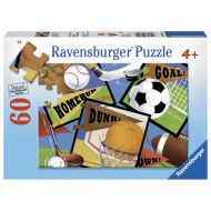 Ravensburger - Sports! Sports! Sports! Puzzle 60pc
