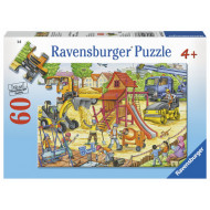 Ravensburger - Building a Playground Puzzle 60pc