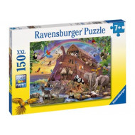 Ravensburger - Boarding The Ark Puzzle 150pc