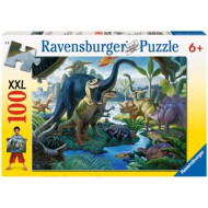 Ravensburger - Land of the Giants Puzzle 100pc