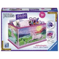 Ravensburger - Horses Box Girly Girl 216pc