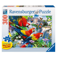 Ravensburger - Tropical Bird Lge Format Puzzle 300pc