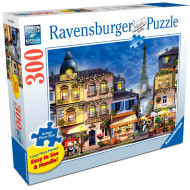 Ravensburger - Pretty Paris Lge Format Puzzle 300pc