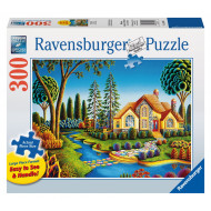 Ravensburger - Cottage Dream Lge Format Puzzle 300p