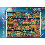 Ravensburger Toy Wonderama Aimee Stewart 500pc