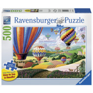 Ravensburger - Brilliant Balloons Lge Form Puz 500pc