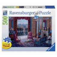 Ravensburger - The Sitting Room Large Format 500pc