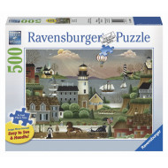 Ravensburger - Colonial Seaside Large Format 300pc