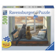 Ravensburger - Window Buddies Large Format 500pc