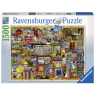 Ravensburger - The Craft Shop Puzzle 1500pc - Colin Thompson