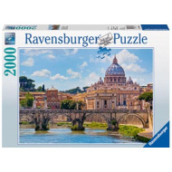 Ravensburger - Cathedral Bridge Puzzle 2000pc