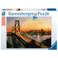Ravensburger - Amazing San Francisco Puzzle 3000pc